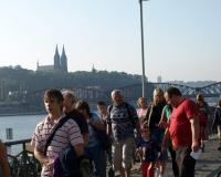 Výlet lodí do ZOO Praha 2010